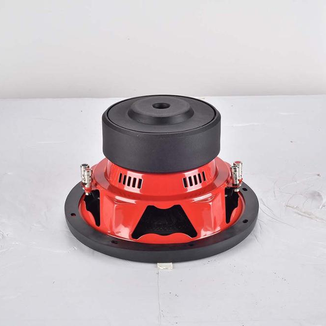 Made in JLD oem Factory 15inch Yellow Basket 3inch-4layers Voice coil RMS500w 15inch high quality car subwoofer