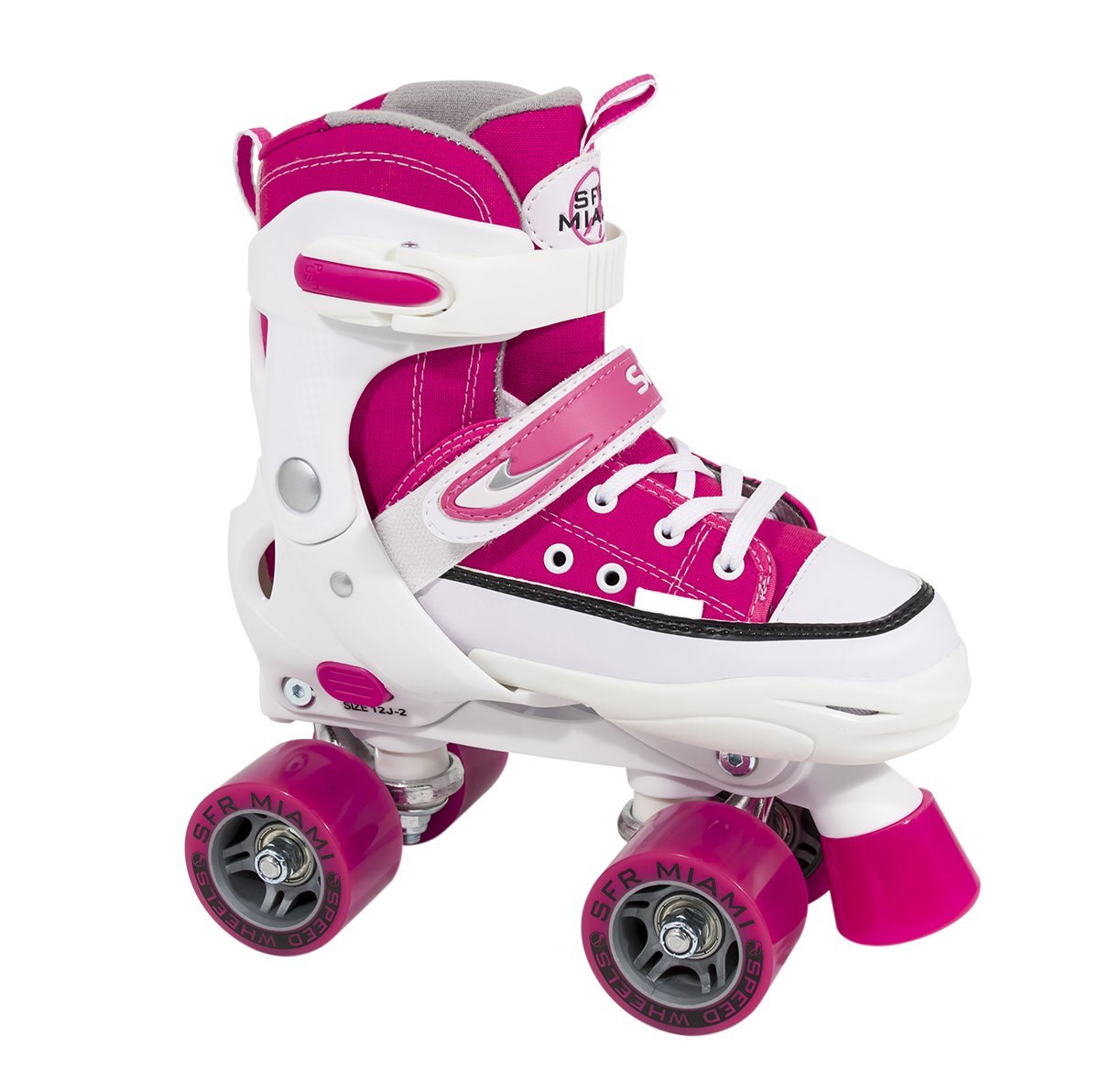 SFR Miami Kids Quads Pink/White