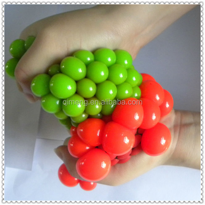 Squishy Ball With Holes : 2014 Change Color Mesh Stress Ball Factory Toys - Buy Mesh Ball,Squishy Mesh Ball,Mesh Squeeze ...