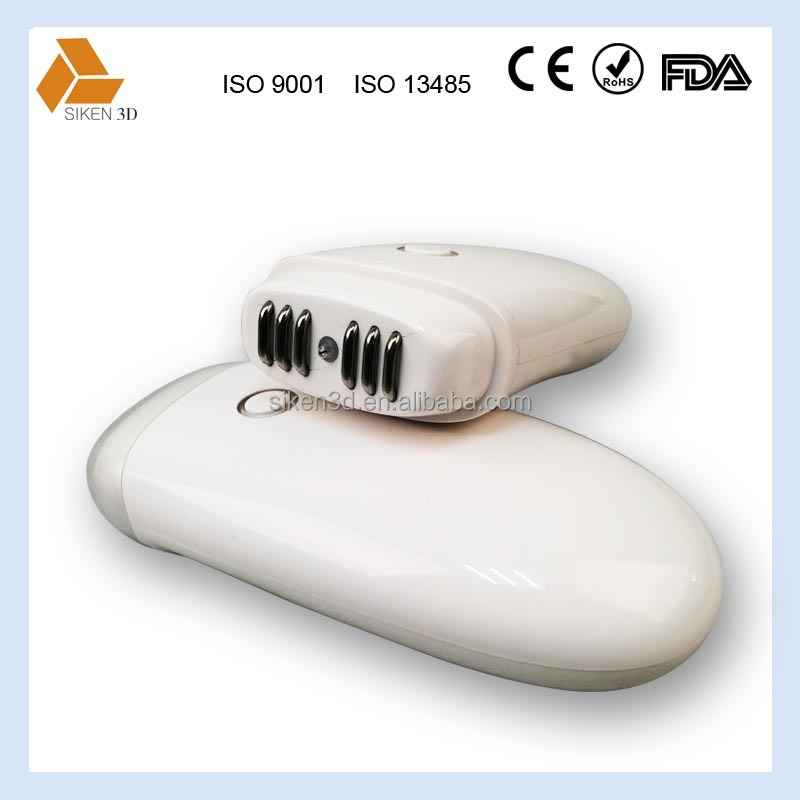 hot circulating therapy face neck warmer massager for collagen promotion