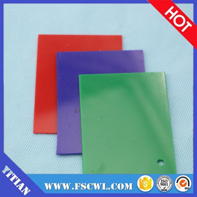 China High Impact Plastic Sheet Wholesale 🇨🇳 - Alibaba