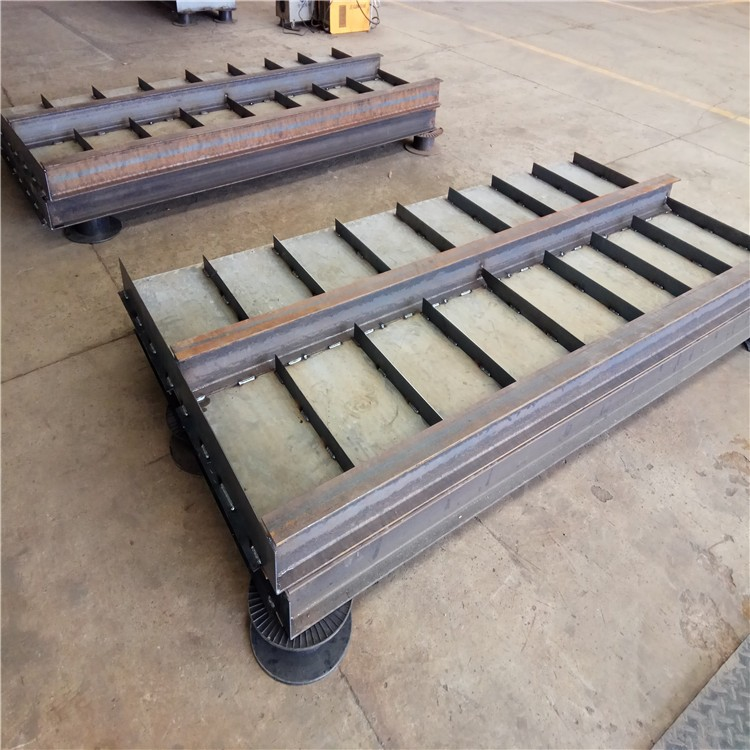 Large Diemension Heavy Steel Parts Welding Fabricating ...
