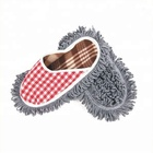 Wholesale Custom Multifunctional Cotton Shoe Covers Clean Women Indoor Slippers