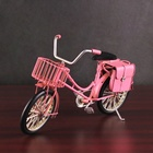 Metal Bicycle Toys Bicycle Vintage Metal Crafts Art Iron Handmade Retro Bicycle Model Diecast Table Decoration Metal Bike Children Toys Birthday Best Gifts