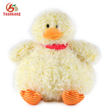 wholesale products 35cm plush yellow duck toys stuffed animal