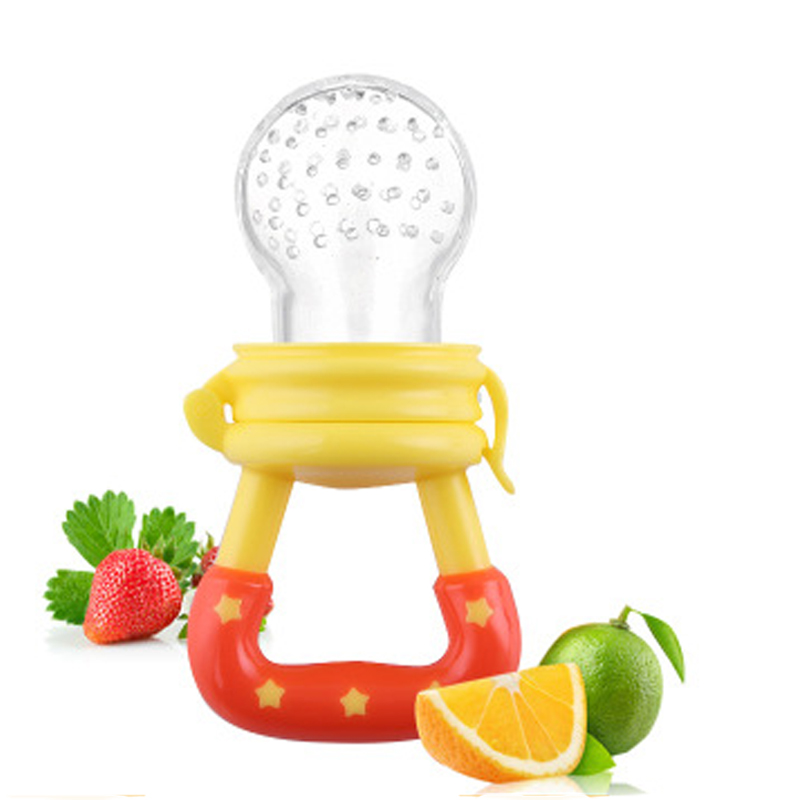 C146 Bpa Free New Kids Nipple Food Milk Nibbler Feeder Feeding Tool Safe Baby Teatpacifier Training Device infant chew pacifier