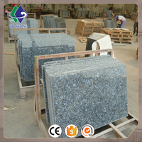 Factory Supplier blue pearl granite tile bullnose