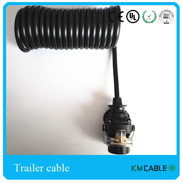 High Quality Heavy Duty Truck Air Lines Coiled Cable Buy