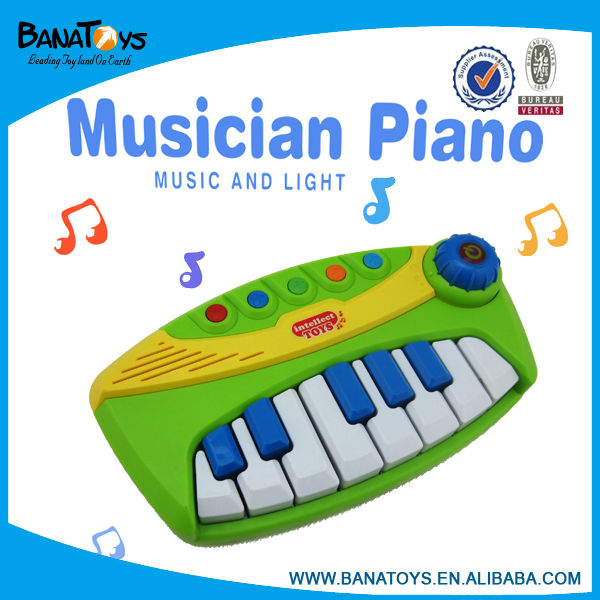 Wholesale musical instruments electronic organ with light