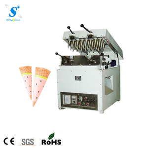 Quality best selling pizza cone production line