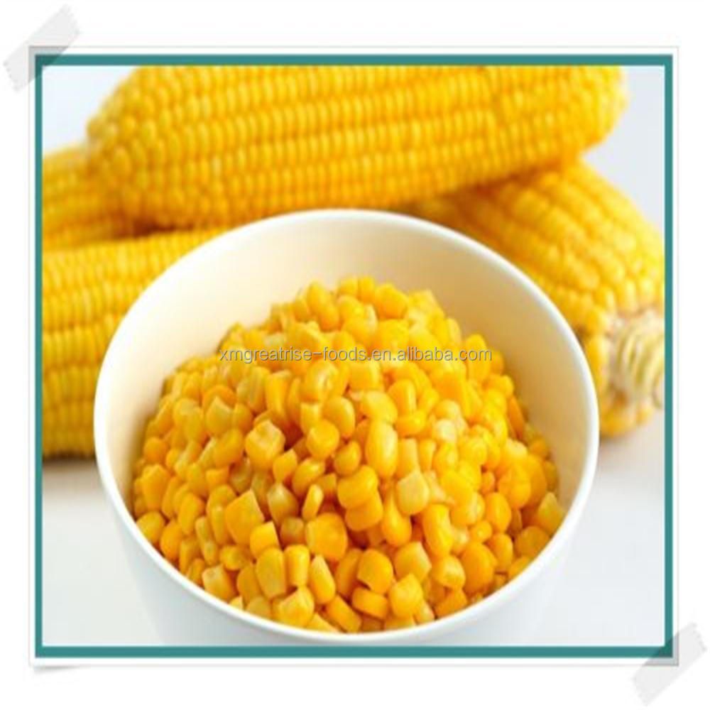 800g Canned Sweet Corn Kernel In Brine For Sale