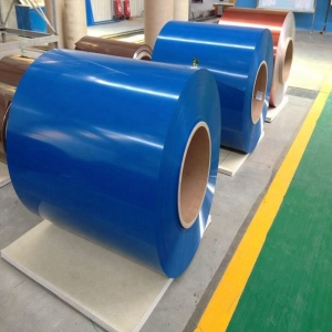 Pre painted/prepaint hot-dip zinc coated galvanized steel coil