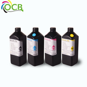 Ocbestjet High Quality Quick Dry UV Offset Printing Ink For Printing on Phone Case Ceramic and PVC Glas Metal