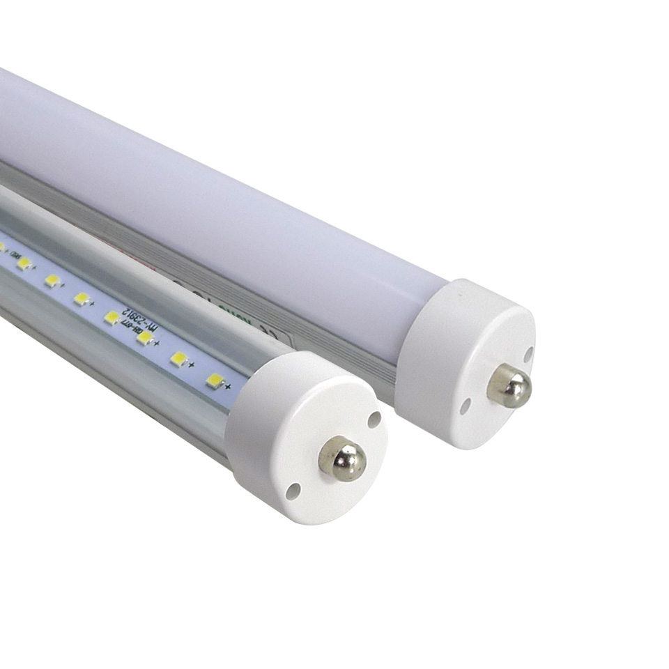 8 Feet 2 4m Led Tube Light T8 36 Watt With Single Pin Fa8 Buy Led Tube Light T8 36 2 4m T8 Led Tube T8 Led Tube With Single Pin Product On
