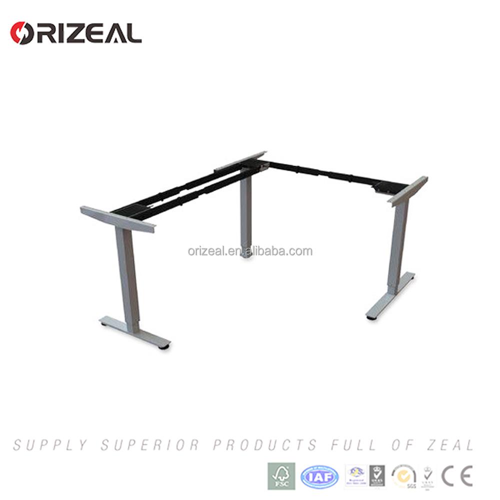 Motorized Adjustable Height Table Legs Motorized Adjustable
