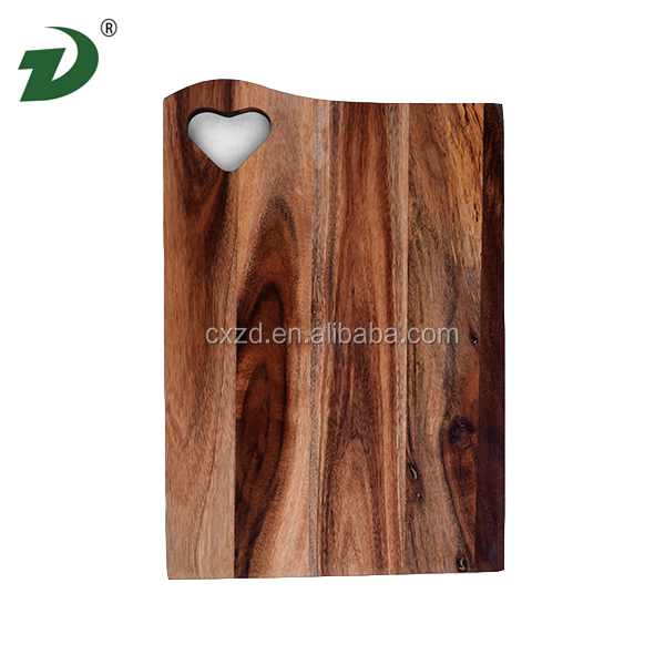 New product wooden blocks for crafts cutting board