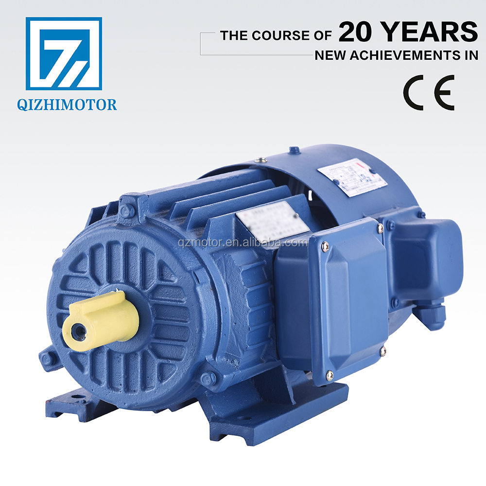 960 Rpm 15kw 20 Hp Electric Motor