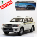 HOT SALE Toyota Land Cruiser 1 18 LC200 Original car model LC100 SUV Toy Luxury cars
