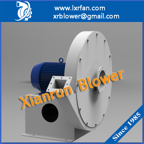 AC Electric Heavy Duty Industrial Radial Centrifugal Fans