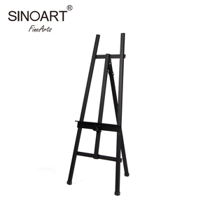 Wholesale Best Quality Metal Display Stand Easel Stand For Display And Gallery