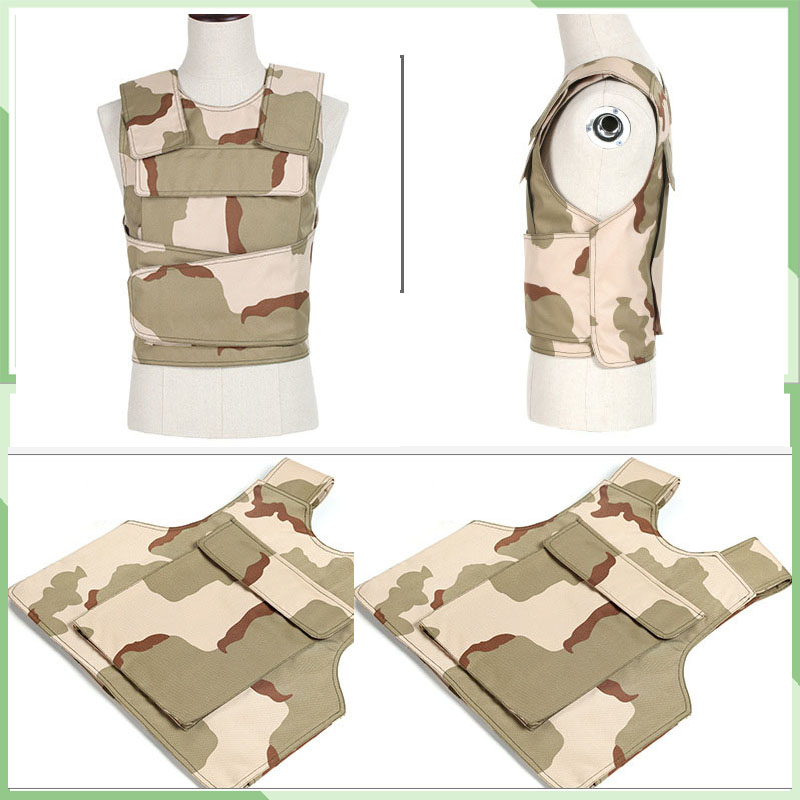 tactial full protection bullet proof vest/full body armor bulletproof vest