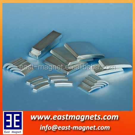 Segment Ndfeb Motor Magnet For Sale/arc Neodymium Magnet ...