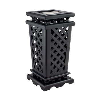 Artist Square  Fancy Environmental Friendly  Dustbin