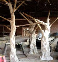New Product 2016 Direct Manufacturer Fake Tree Trunks Artificial ...