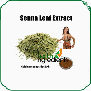 Senna leaf for weight loss