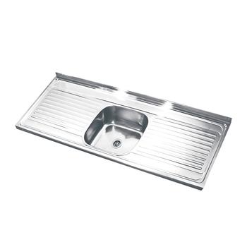 1.5m Stainless Steel Sink Kitchen,Top Mount Kitchen Sinks With ...