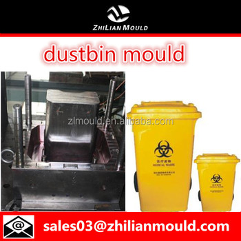 Reuse Medical Waste Container Mould