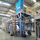 Factory steel wire cord hot dip galvanizing production line