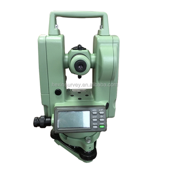 High accuracy Ruide ET02 laser range can be seen up to 100 meters away laser theodolite price