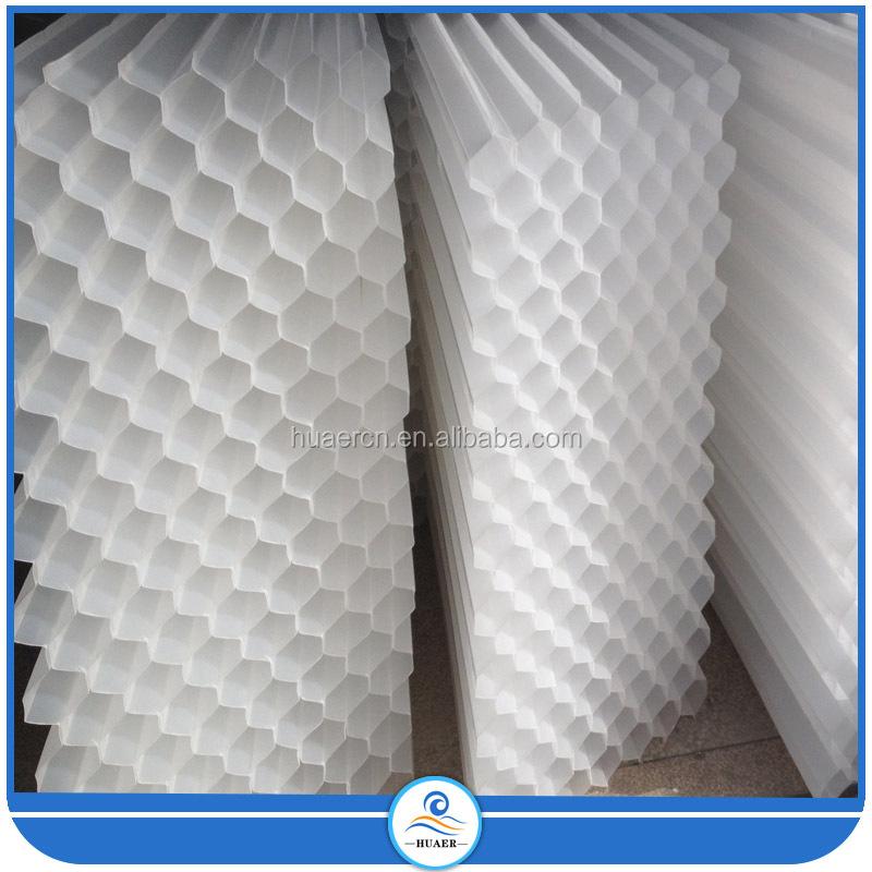 pp en nid d 39 abeille hexagonale emballage et en plastique tube colons traitement des eaux id de. Black Bedroom Furniture Sets. Home Design Ideas