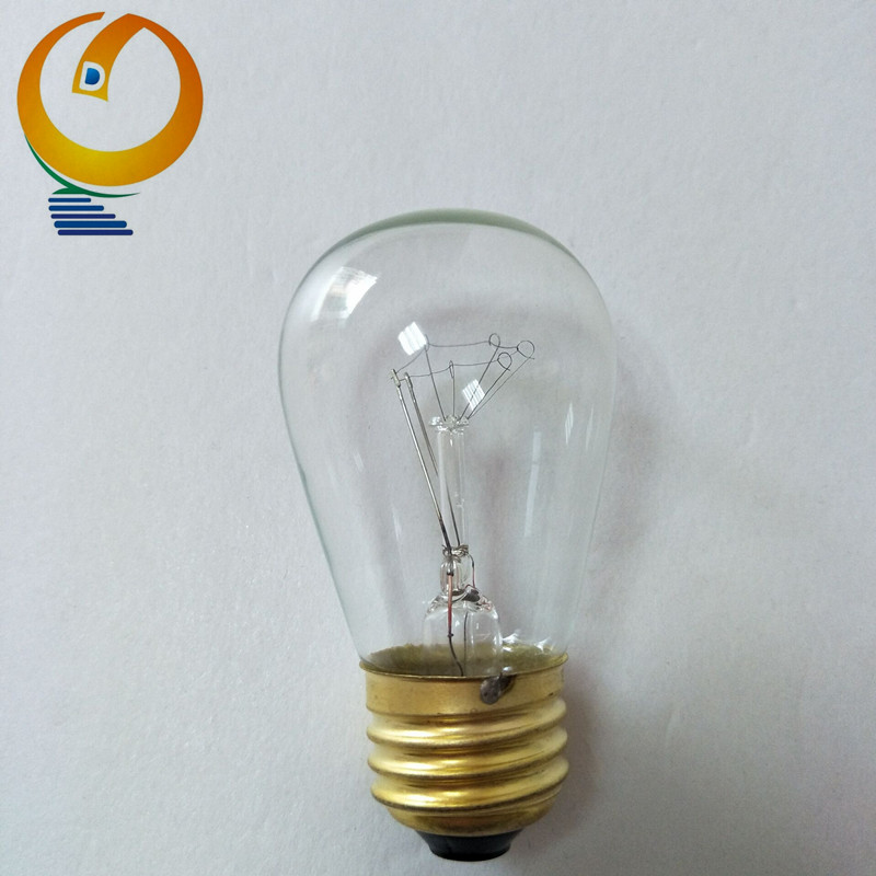 Dongguan factory direct deal indoor lighting ST45 edison light bulbs fixture lighting 130V