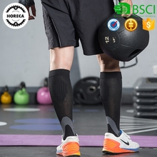 Wholesale Knee High Running Sport Compression Socks Custom Soccer Socks Sport Compression Socks