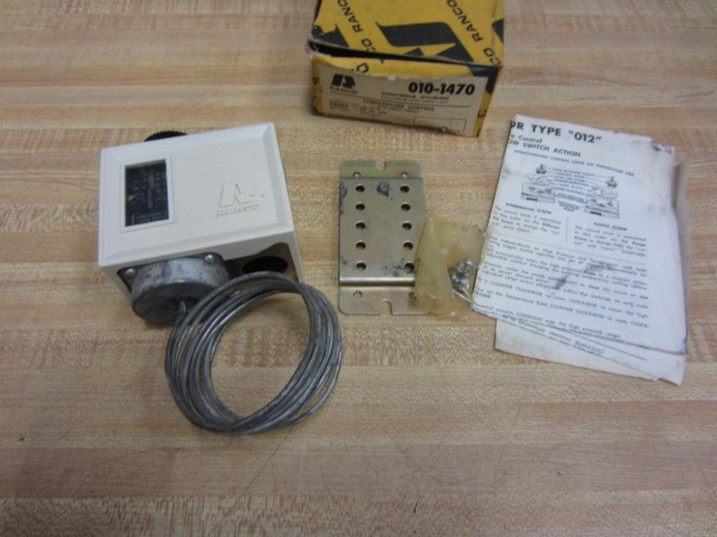 Cheap Ranco Electronic Temperature Control Find Controllers Controller Get Quotations 010 1470 0101470
