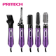 PRITECH Wholesale Professional 2 Temperature Brush Hair Dryer Styler With Comb
