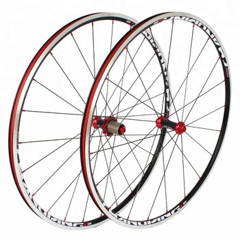 e1c3ff93bde RT 700C Ultra-light Carbon Fiber Road Bicycle Wheels Rim Drum 6 Claws 120  ring