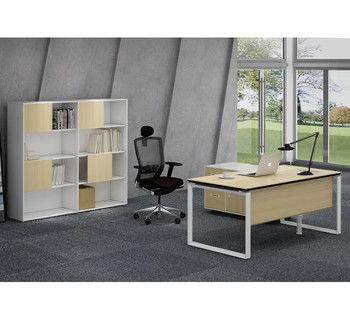 Modern Office Furniture Ceo Office Desk Office Table Design Large Executive Desk Sets With Side Table Buy Executive Desk Large Executive Desk Modern
