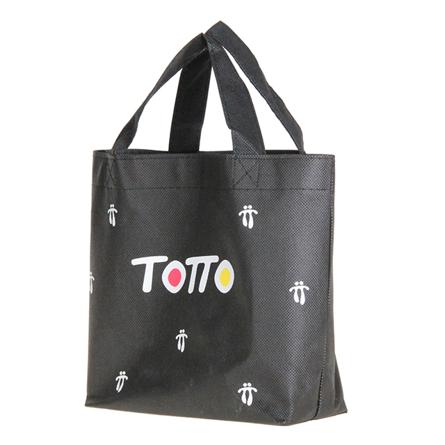 Printed <strong>Eco</strong> cheap Non Woven Tote Bag For Shopping