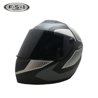 Mini full face motorcycle helmet customized money box Gift helmet toy art miniature helmet