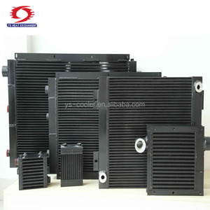 Hot Selling Aluminum Plate And Bar Fin radiator for caterpillar