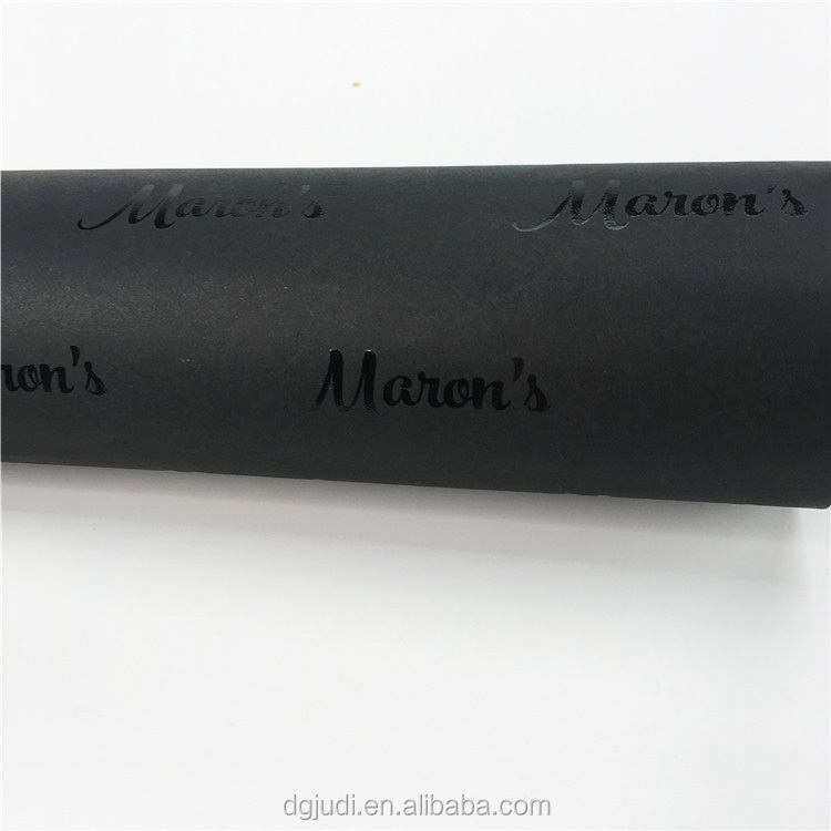 2019 new design Tissue Logo Transparent Custom Printed Wrapping Paper For roll