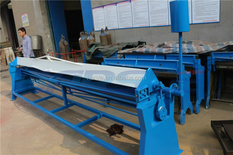 Manual Metal Sheet Plate Rolling Machine Suppliers From China ...