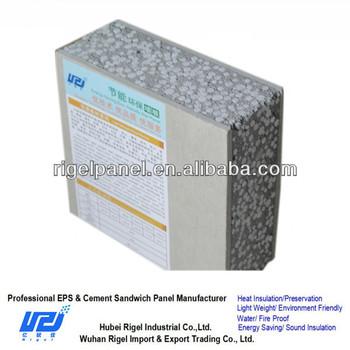 External Wall Insulation Render Precast Concrete Sandwich Panels - Buy  Precast Concrete Sandwich Panels,External Wall Insulation Render Wall  Panel,Eps