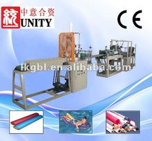 epe foam pipe bonding machine