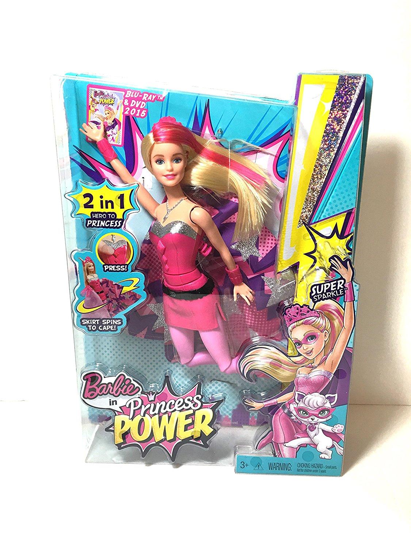 Cheap Princess Power Barbie Find Deals On