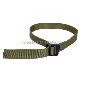 Quick-release Buckle Army Green Industrial Mens Pants Reversible Duty  Cotton Canvas Tactical Belt - Buy Cotton Canvas Conveyor Belt,Olive Green  Cotton