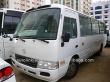 2009 TOYOTA COASTER 30 SEATER BUS Left Hand Drive 21567SL